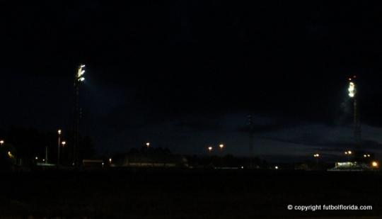 La noche del corte de luz en el Monegal